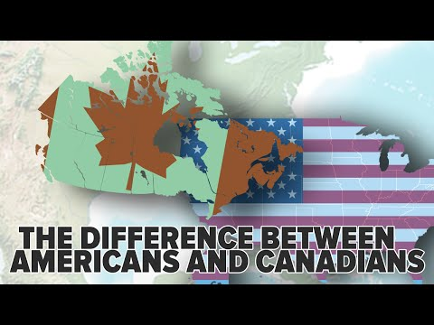 the differences between canadians and americans The difference between australians, brits, canadians & americans australians: dislike being mistaken for pommies (brits) when abroad canadians: are rather indignant about being mistaken for americans when abroad.