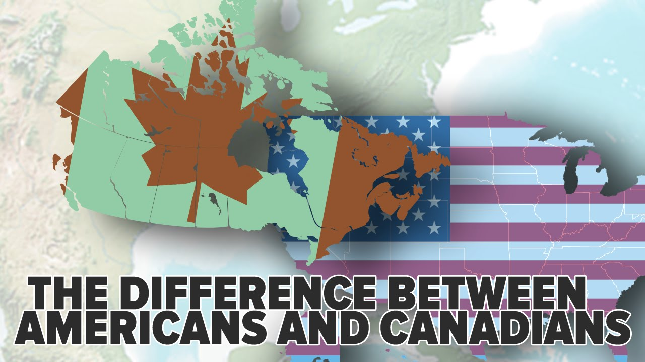 the differences between canadians and americans What are some notable cultural differences between the united states and canada you'll often hear canadians describe themselves in contrast to americans.