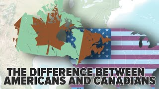 10 DIFFERENCES Between AMERICA and CANADA