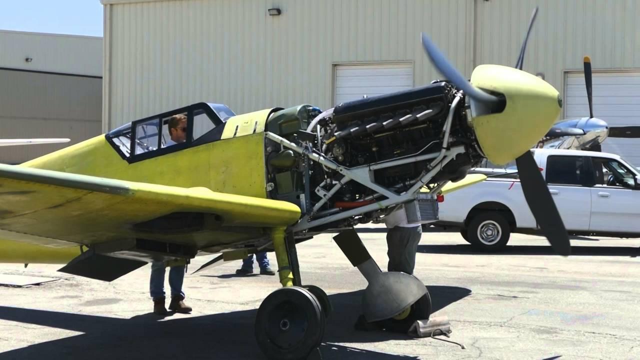 Me 109 Landing Gear