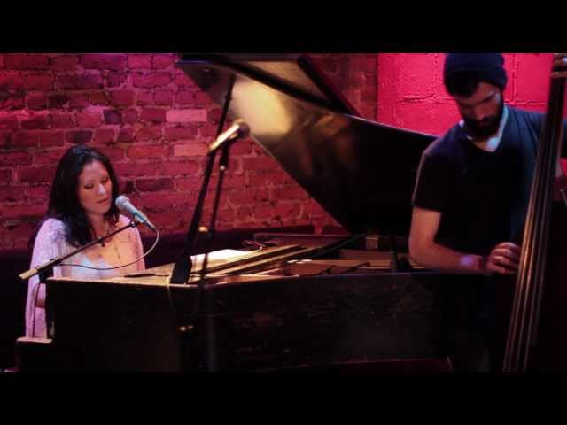 """Pariah Anthem"" live at Rockwood Music Hall- Nicole Zuraitis"
