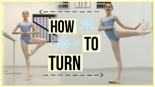 HOW TO - Improve Turns | Talia