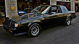 1987 Buick Grand National 3.8 Turbo V6 53xxx Miles Original Modern Muscle Car