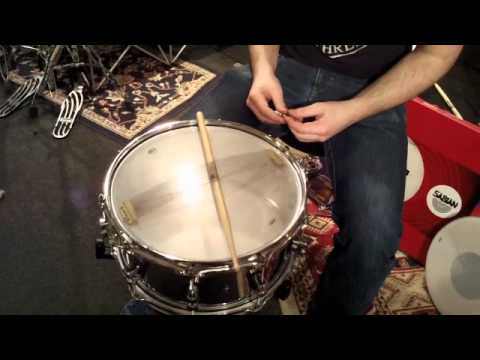 Snare Tuning from Musicmaker