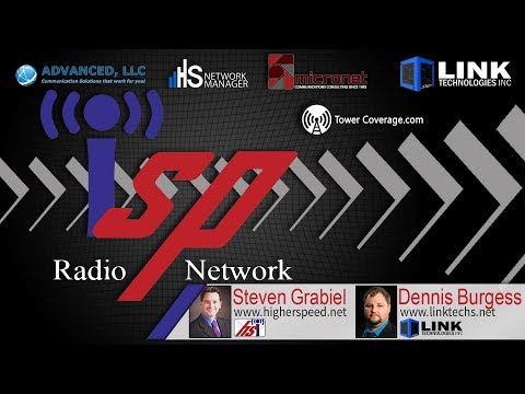ISP Radio.com: 1-3-18 -- Elizabeth Bowles talks about The FCC's BDAC