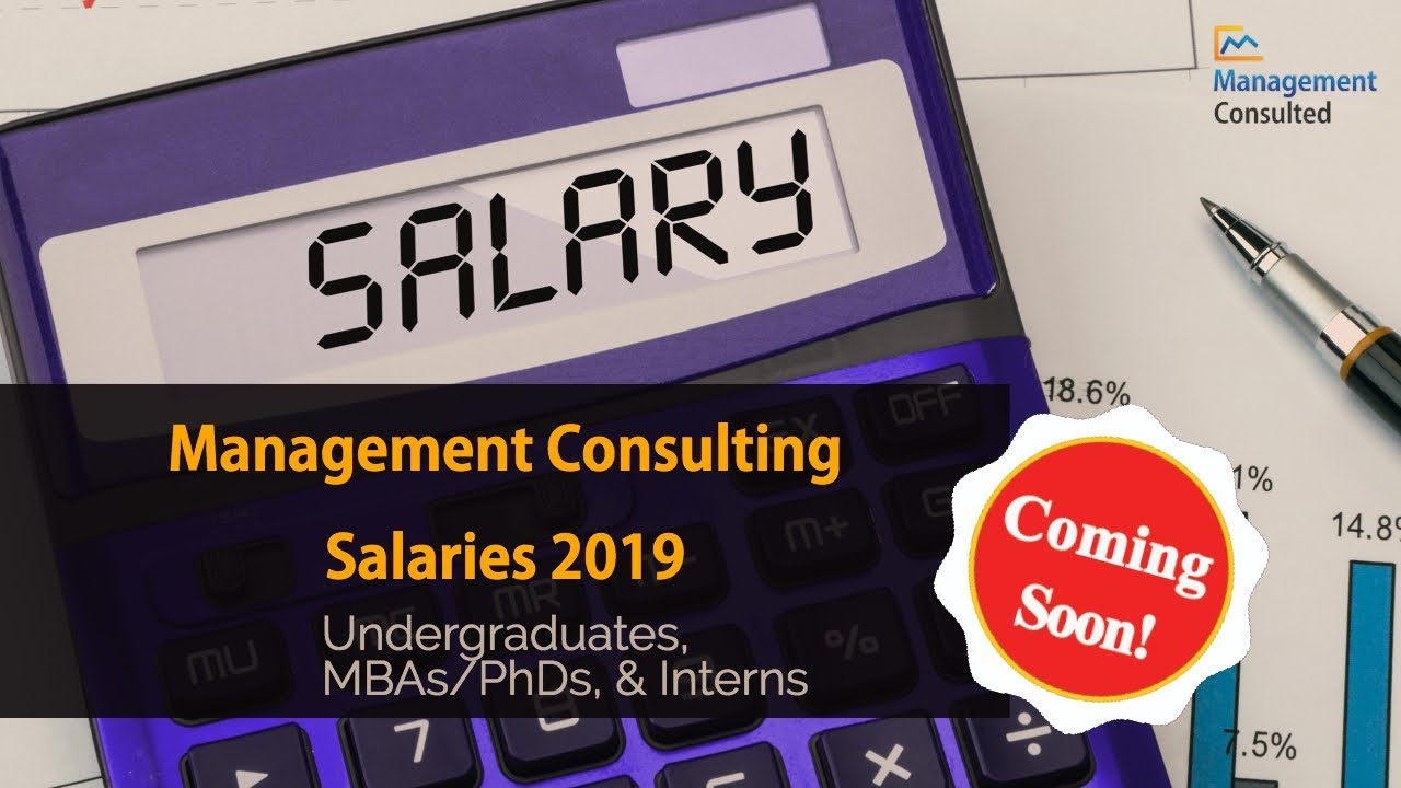 2019 Consulting Salary Report Teaser