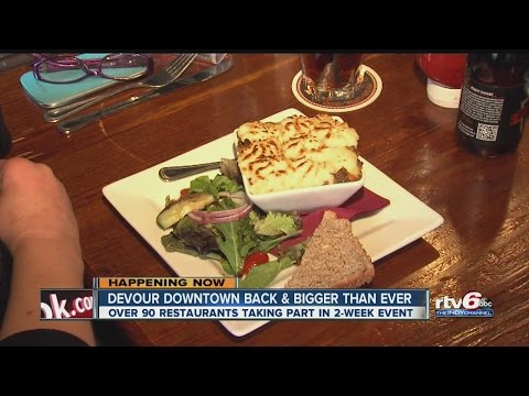 Devour Downtown Back And Bigger Than Ever