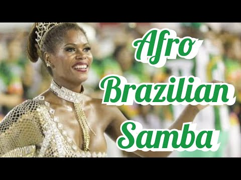 FEMALE PERCUSSIONIST AND DANCE PERFORMANCE : BRAZIL CARNIVAL 2017 by CRIS ALVES