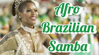 FEMALE PERCUSSIONIST AND DANCE PERFORMANCE BRAZIL CARNIVAL 2017 by CRIS ALVES