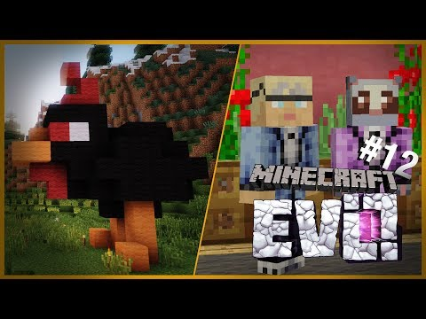 MINECRAFT EVO | Pranks, Farms and Games! #12