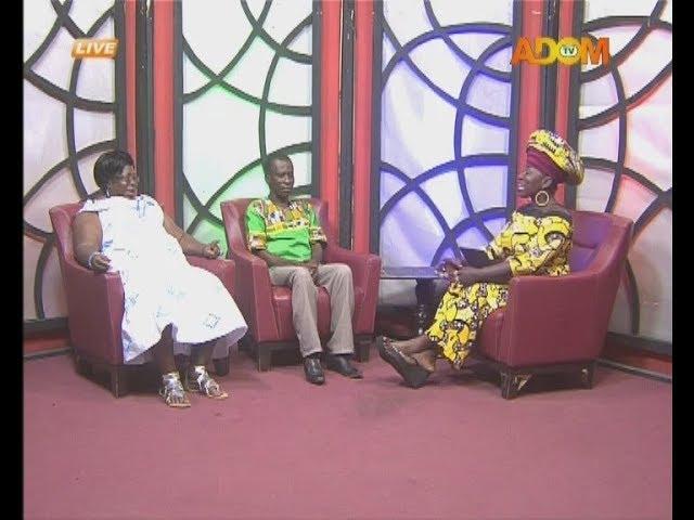 Unforgiveness in marriages - Odo Ahomaso on Adom TV (17-8-18)