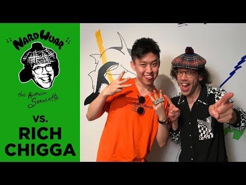 Nardwuar vs. Rich Chigga