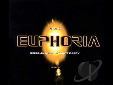 Pure Euphoria Digitally Mixed  Matt Darey Disc 1