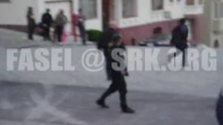 Shahrukh Khan in San Francisco