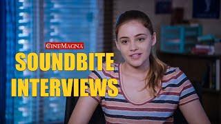 Selma Blair AFTER Movie Interview (Hero Fiennes & Josephine Langford)