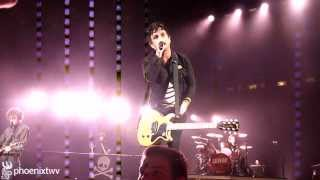 Green Day - Stay The Night & Stop When The Red Lights Flash (Live At O2 Academy Brixton) 21/8/13