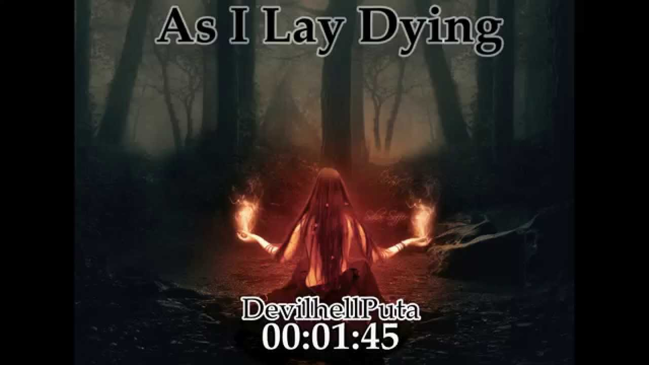 As I Lay Dying - Reflection Lyrics   MetroLyrics