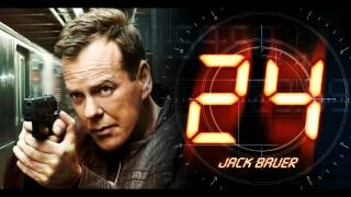 "24:  Soundtrack  ""CTU Shootout"" - Jack Bauer - Kiefer Sutherland"