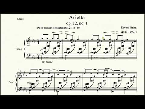 Second Suite, No. 1: Arietta