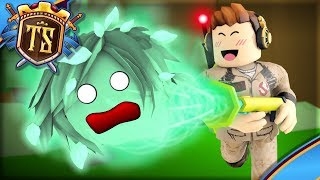 GHOST BUSTERS I ROBLOX! - Ghost Simulator | Dansk Roblox