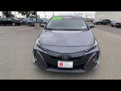 2020 Toyota Prius Prime Pasadena, Arcadia, Monrovia, Los Angeles, Alhambra, CA TP9621