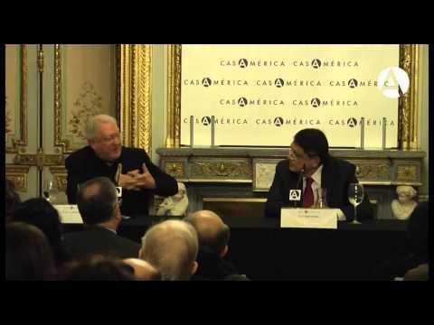 Conversación entre Sergio Ramírez y Juan José Armas Marcelo