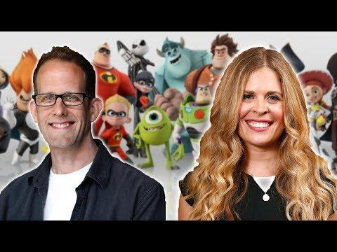 Jennifer Lee, Pete Docter To Replace John Lasseter