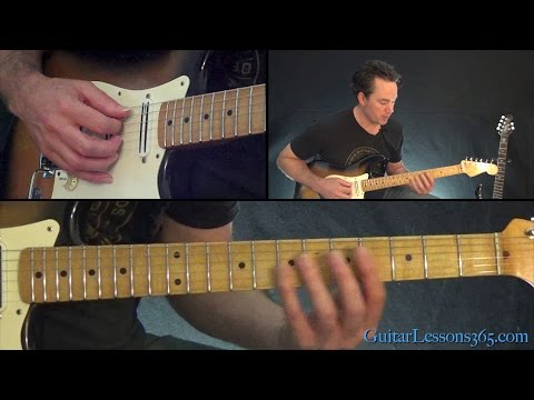 Audioslave - Like A Stone Guitar Lesson