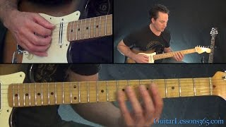 Like A Stone Guitar Lesson Audioslave