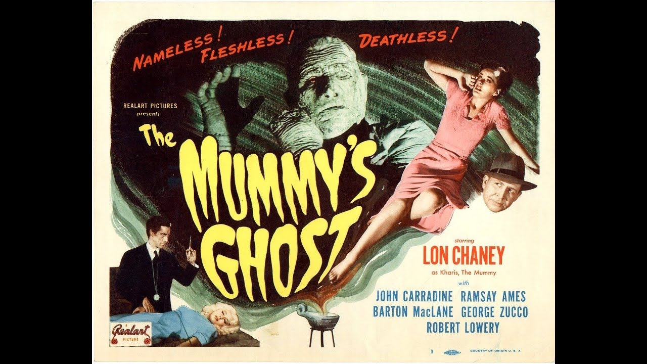 Download 04. The Mummy's Ghost