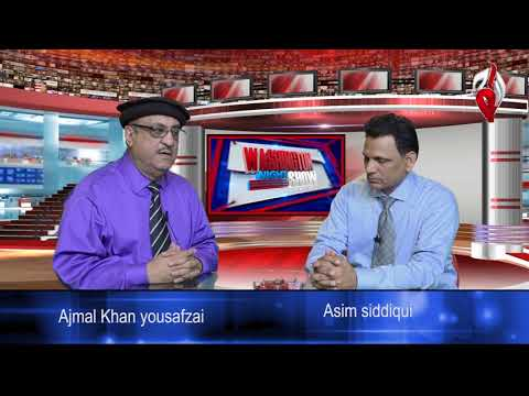 Washington Night Show EP 106 with Ajmal khan