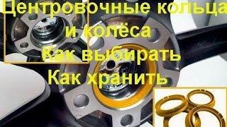 видео Зачем нужны проставки, или проставочные кольца для колесных дисков