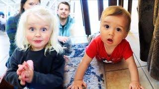 BABY IS ON THE MOVE! (SAMIKA VLOGMAS)