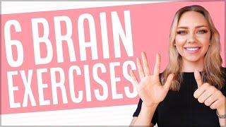 6 Brain Exercises for NEUROPLASTICITY   Step 2 of Brain Education