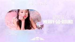 8D | IZ*ONE (아이즈원) – Merry-Go-…