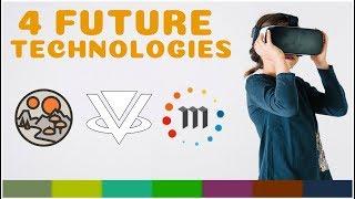 Technologies that will Shape the Blockchain's Future - Vibe, Mana, Metaverse
