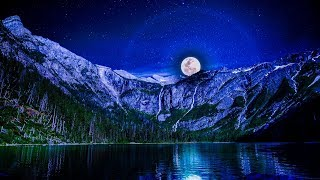 Reiki Music for Sleep | Midnight Music for Deep Sleep