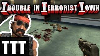 Verstecken im PC-Raum! | PART 2 | Trouble in Terrorist Town - TTT | Zombey