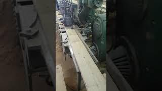 Czterostronna do deski tarasowej-kombajn do mokrego drewna