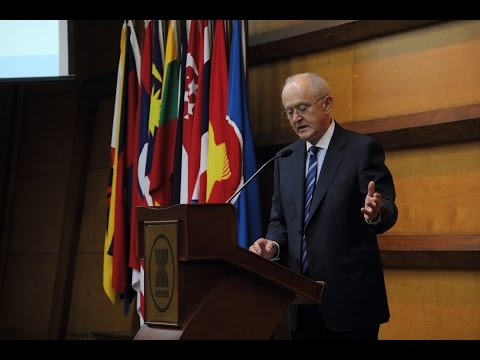 Professor DR. John Ruggie's - Lecture on the UN Guiding Principles on Business and Human Rights
