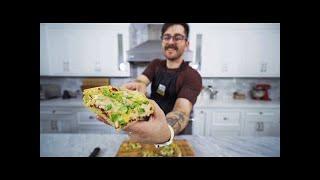 """""""Картофельная пицца"""" - Веганские рецепты"""