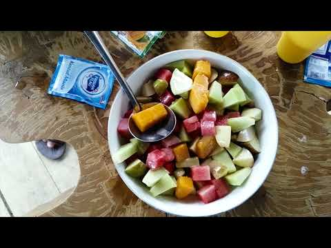 How To Make Fruits Soup