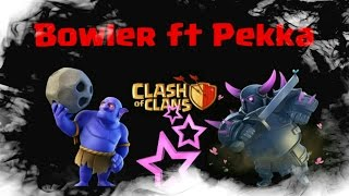 Pekka ft bowler - Clash of clans | Max PEKKA raid 3 star attack strategy | New update attack