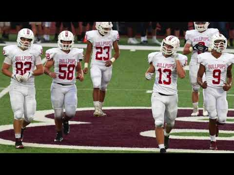 McPherson vs  Buhler Play offs 2017