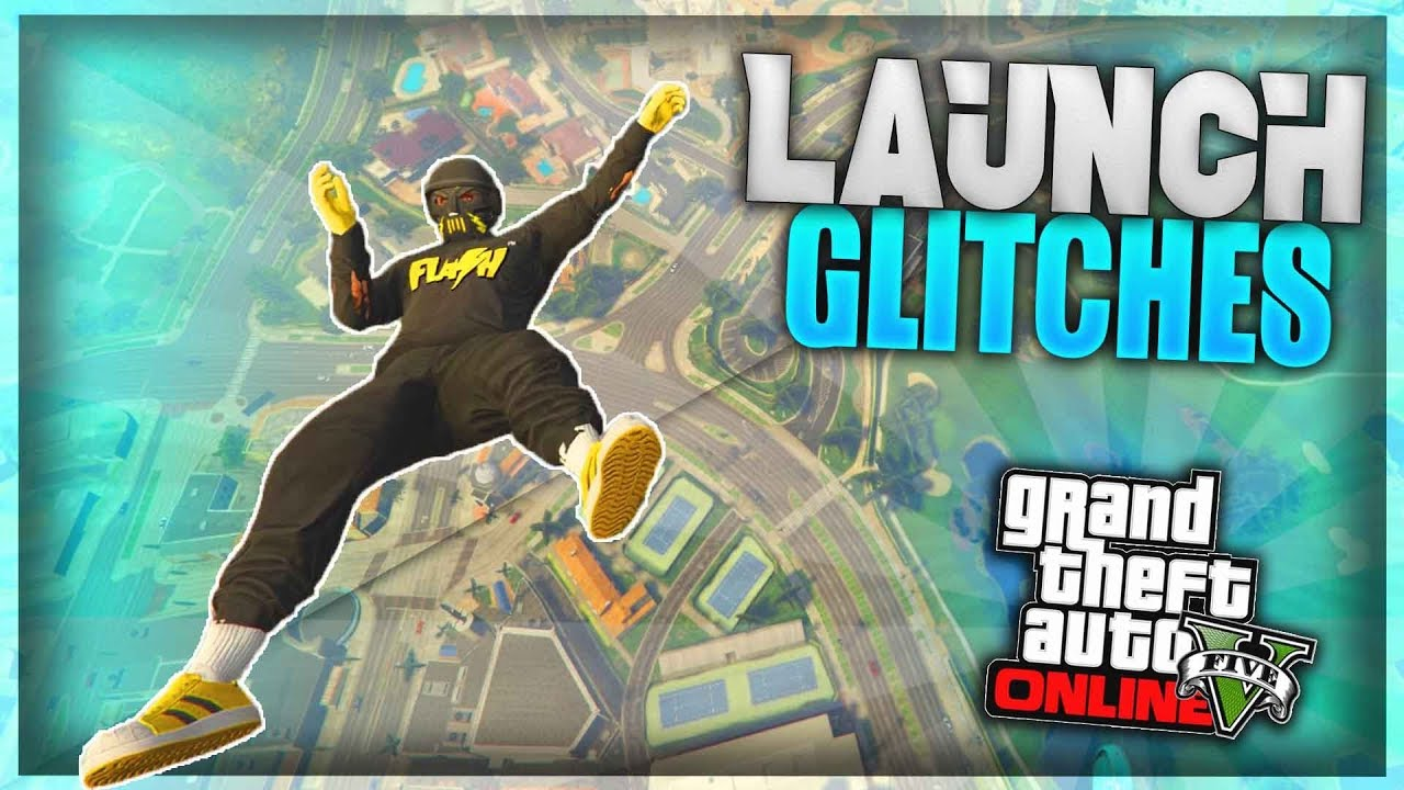 GTA 5 ONLINE: *SOLO* Top 5 Best Working Launch Glitches *AFTER PATCH 1 46*  (2019)