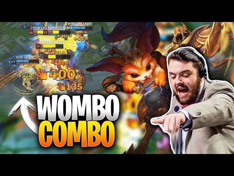 EL MEJOR WOMBO COMBO!! AZIR + GNAR | KIYF vs EMZ | SLO Resumen (LVP)