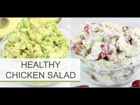 Healthy Chicken Salad Recipes | Sonoma + Avocado