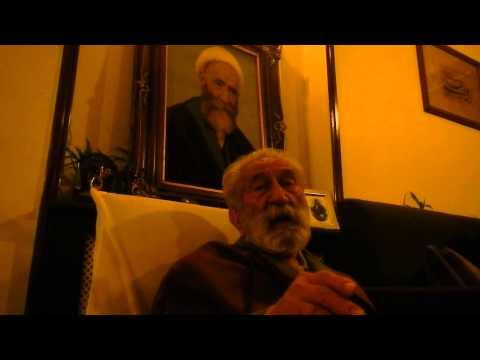 Dialogue with Majzoub Ali Shah, Qutb of the Ni'matullahi tariqat, , part I. In Tehran,