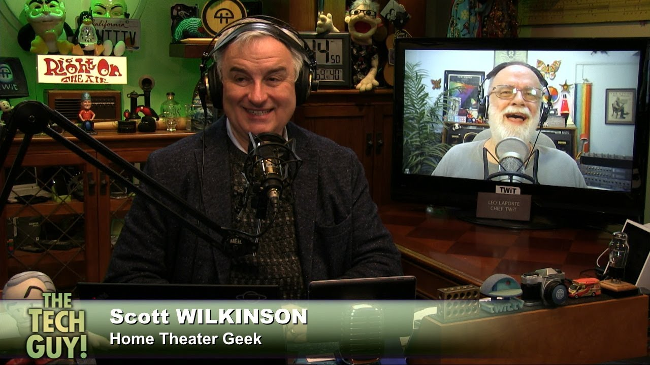 Leo Laporte The Tech Guy 1564 Youtube