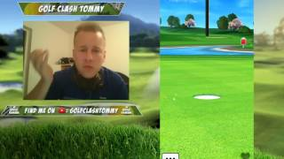 Golf Clash stream, Tour 8, 9 and 10!